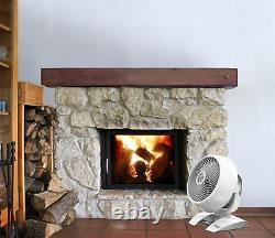 Ventilateur De Sol À Air Moyen Basse Énergie Vornado 6303 DC Avec Télécommande