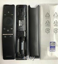 Véritable Samsung Bn59-01292a Bluetooth Télécommande Avec Micro Pour 4k Smart Tv