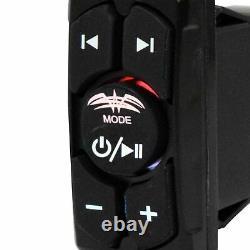 Wet Sounds Ww-bt-rs Marine Bluetooth Rocker Switch Avec Contrôle De Volume Nouveau
