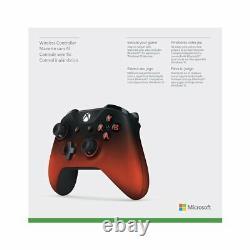 Xbox One Contrôleur Sans Fil Volcano Shadow Xbone Microsoft Windows 10 Remote